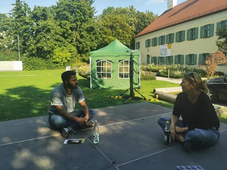 Moosacher Kultur- und Bürgerhaus Pelkovenschlössl